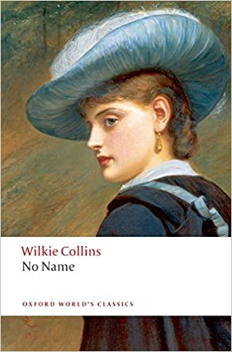Book cover for No Name
