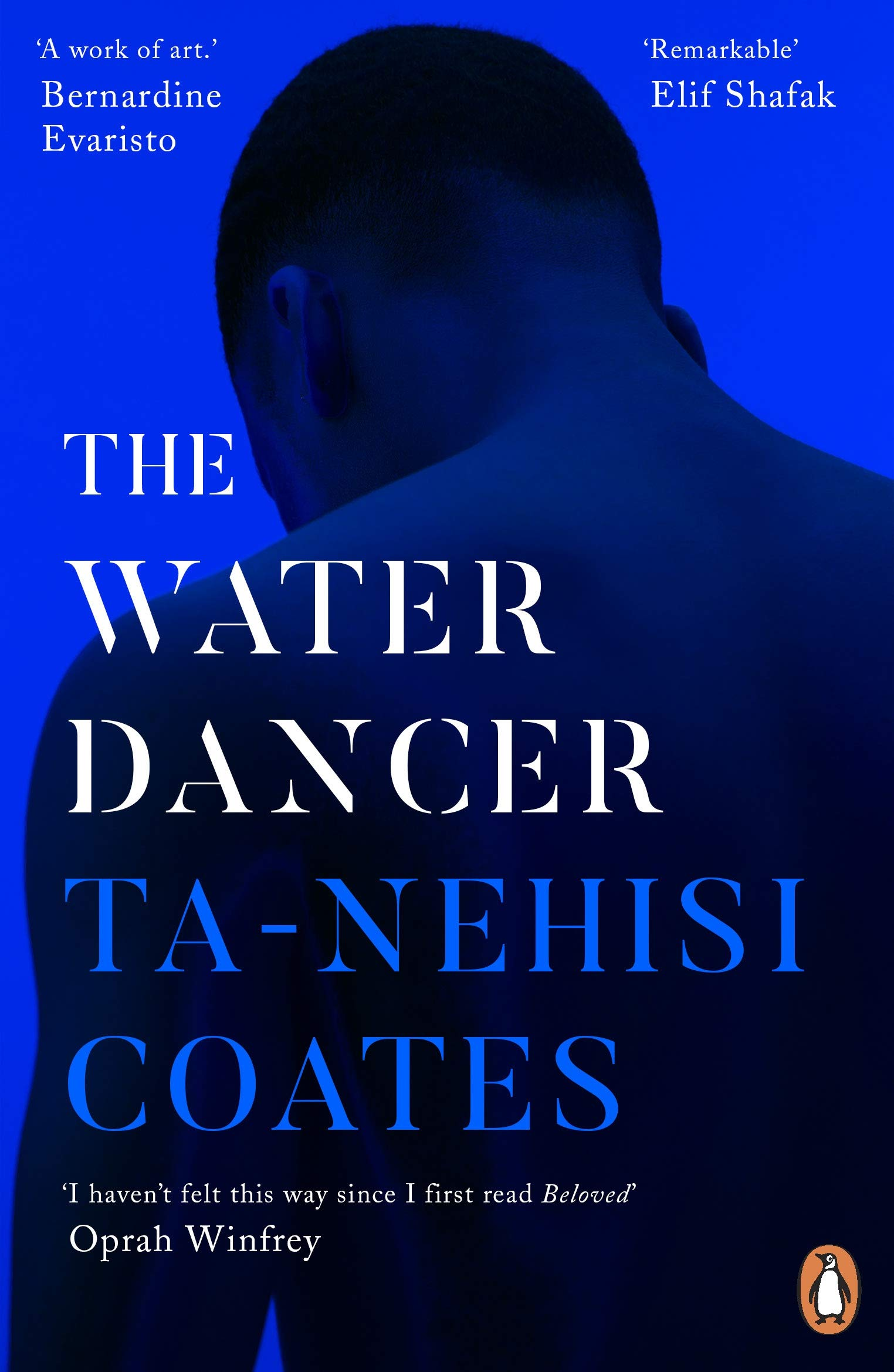 Book cover for The Water Dancer