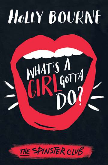 Book cover for What's a Girl Gotta Do?