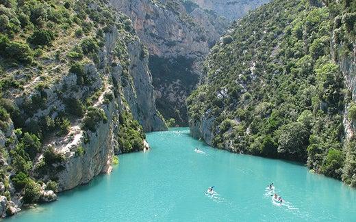 Verdon Gorge in France