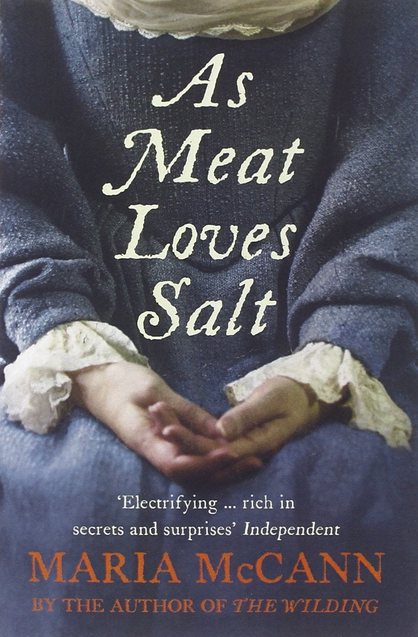 Book cover for As Meat Loves Salt