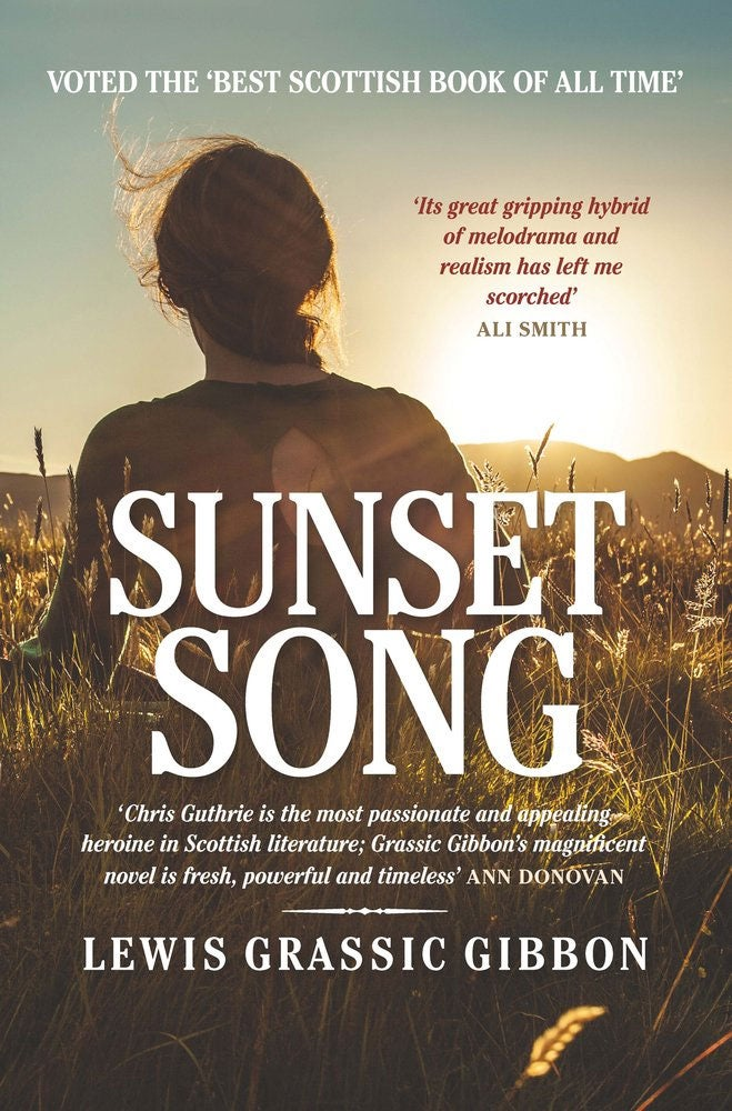 Book cover for Sunset Song