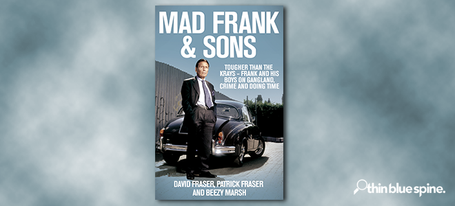 Mad Frank & Sons book cover