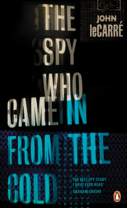 Book cover for The Spy Who Came in from the Cold
