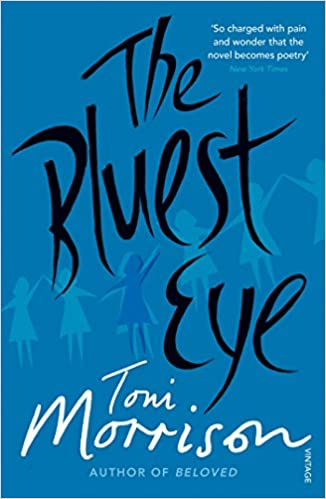 Book cover for The Bluest Eye