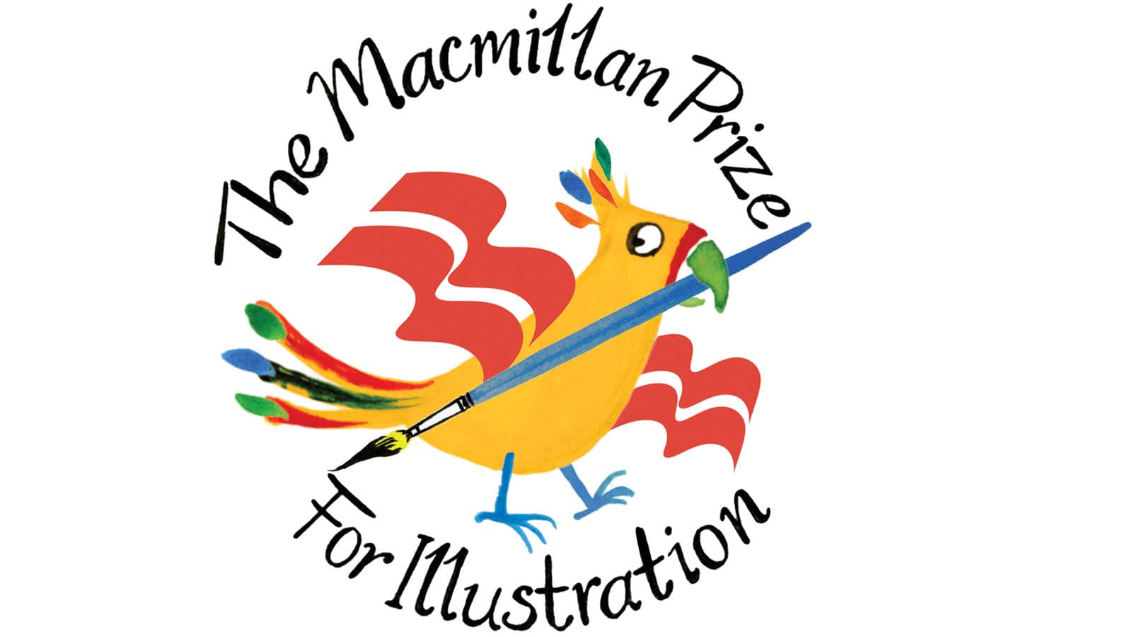Macmillan Prize for Illustration 2018 logo