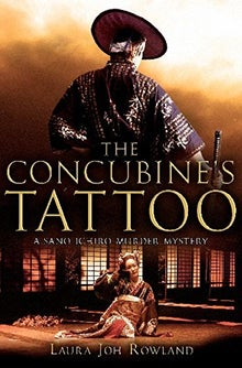 Book cover for The Concubine's Tattoo