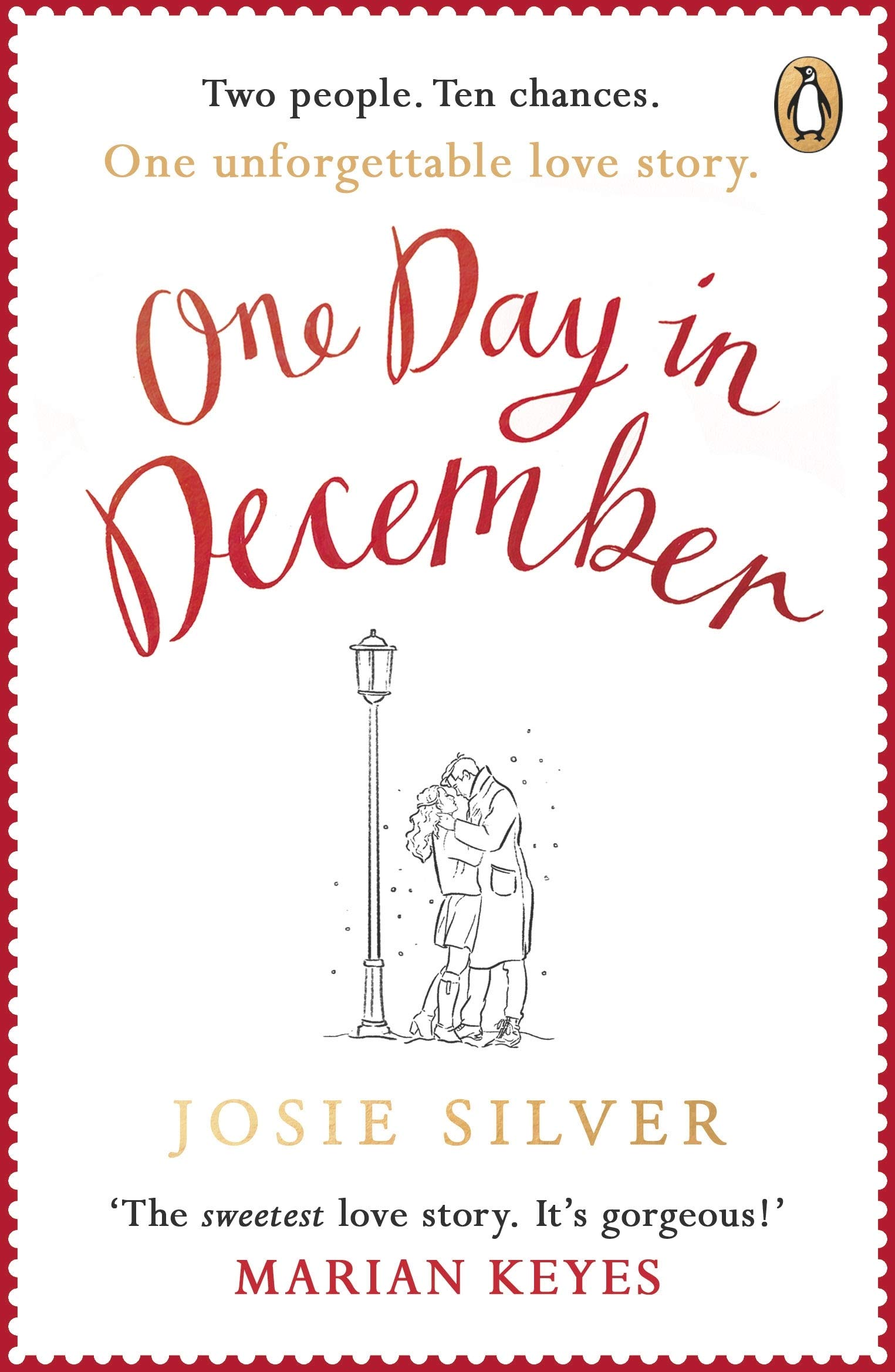 Book cover for One Day in December