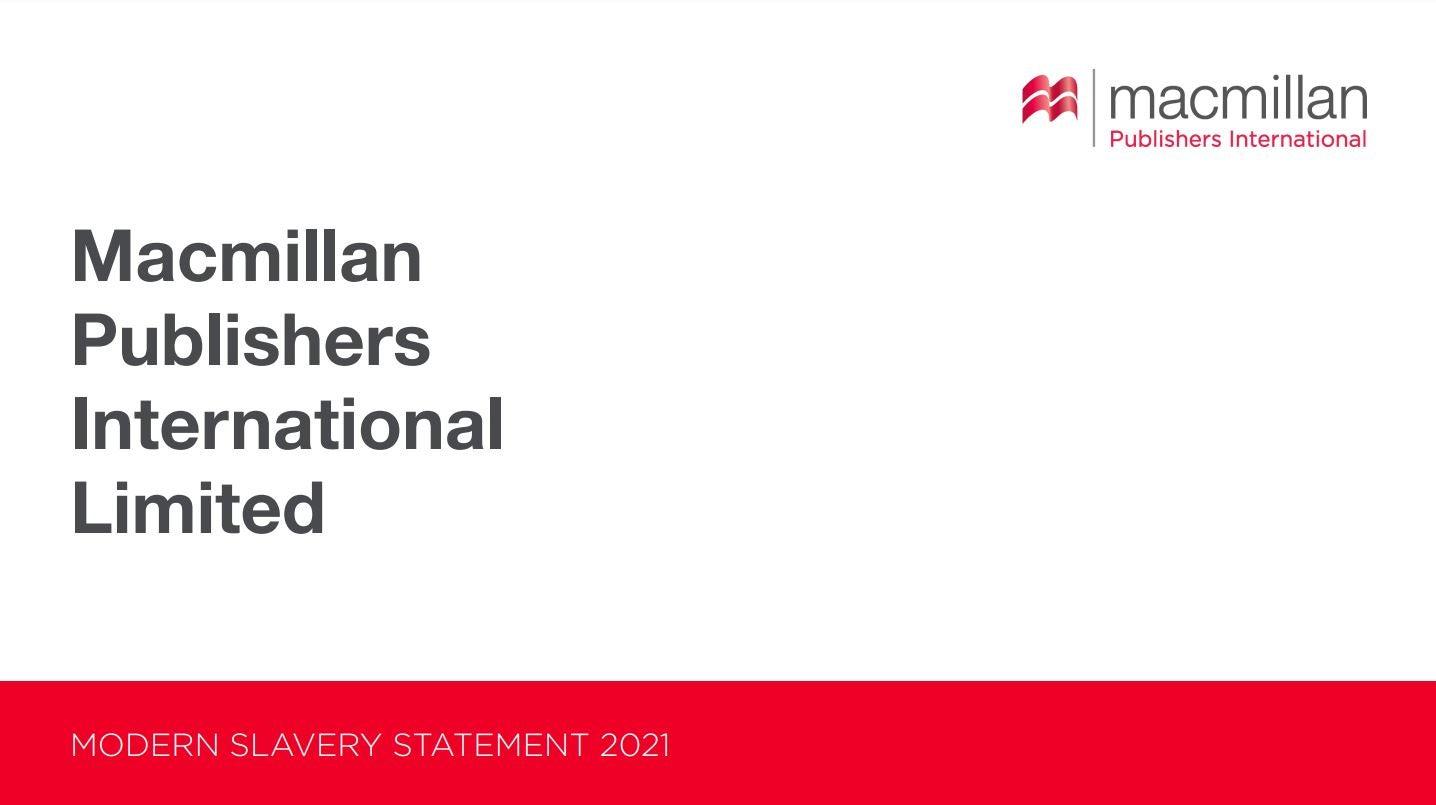 MPIL Modern Slavery Statement 2021