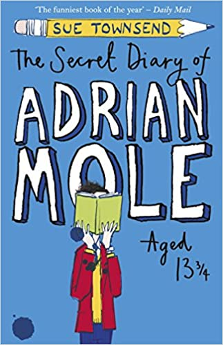 Book cover for The Secret Diary of Adrian Mole Aged 13 ¾ (The Originals)