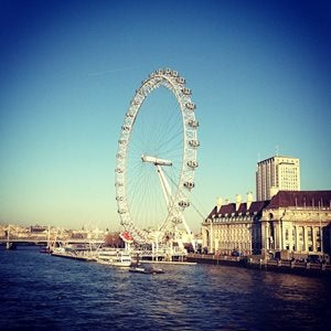 The London Eye, Southbank