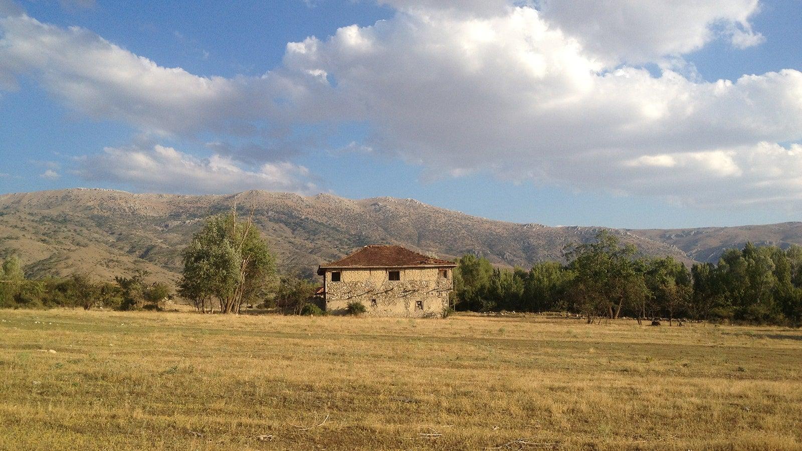 Hamlet on Anatolian Plateau