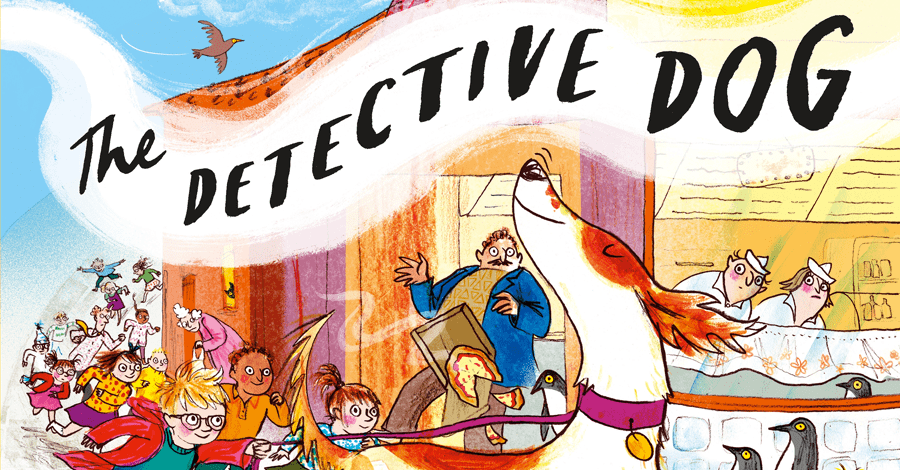 The Detective Dog book cover