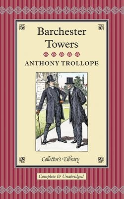 Book cover for Barchester Towers