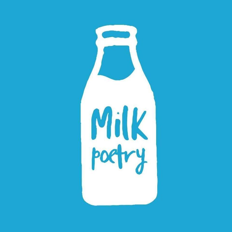 Milk Poetry logo