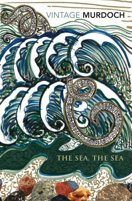 Book cover for The Sea, The Sea, winner 1978