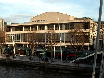Royal Festival Hall, part of the Southbank Centre