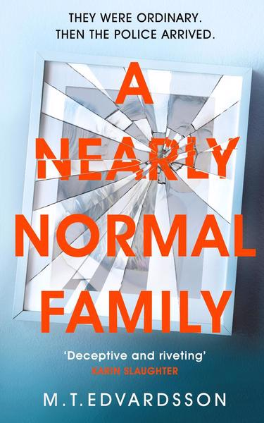 Book cover for A Nearly Normal Family