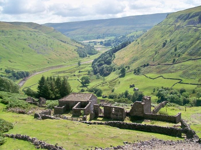 Swaledale Lead Mine