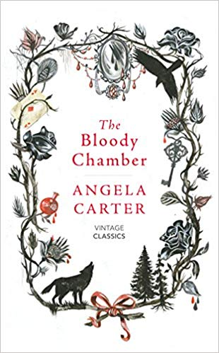 Book cover for The Bloody Chamber