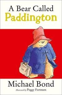 Book cover for A Bear Called Paddington