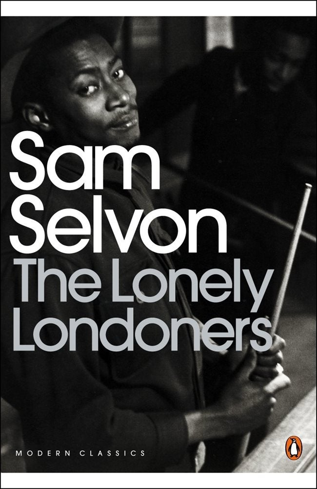 Book cover for The Lonely Londoners