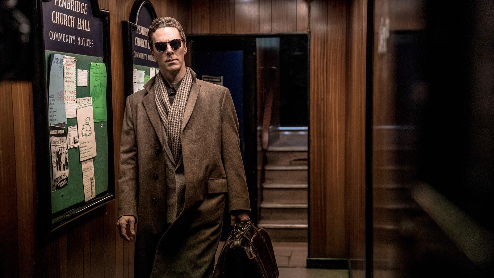 Benedict Cumberbatch stars as Patrick Melrose