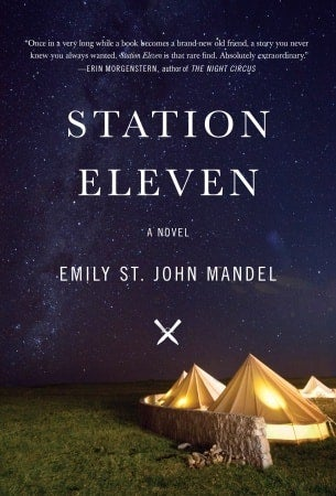 Station Eleven - US cover