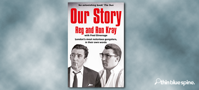 Our Story Ron and Reg Cray book cover