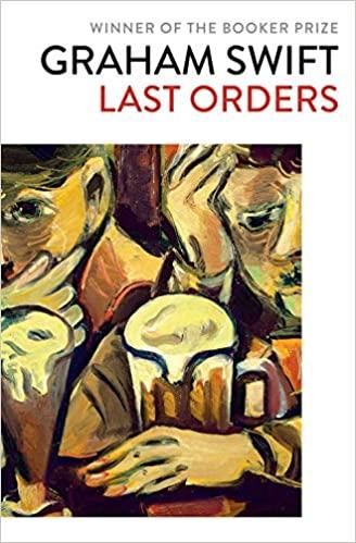 Book cover for  Last Orders, winner 1996