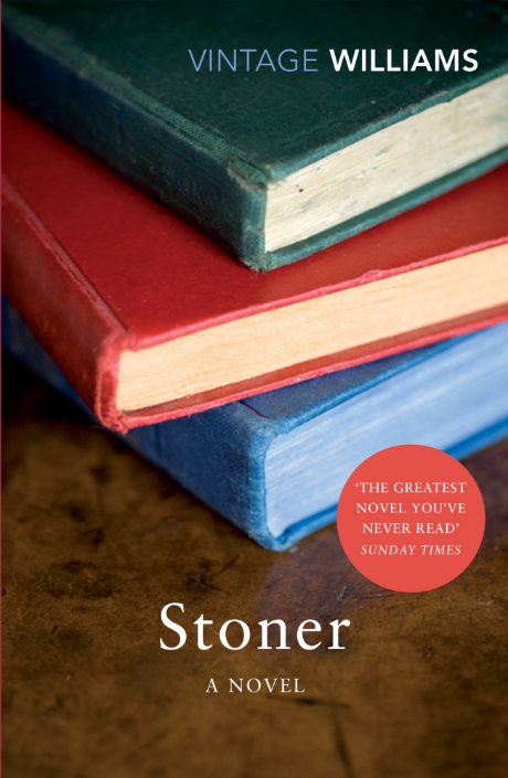 Book cover for Stoner