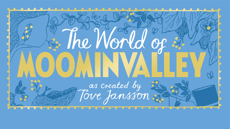 The World of Moominvalley cover illustration