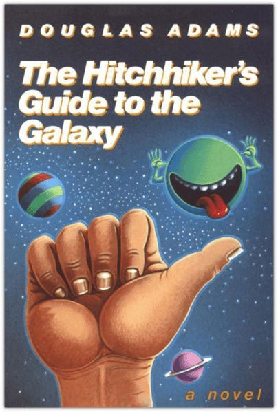 The cover of this edition was heavily influenced by Terry Gilliam.