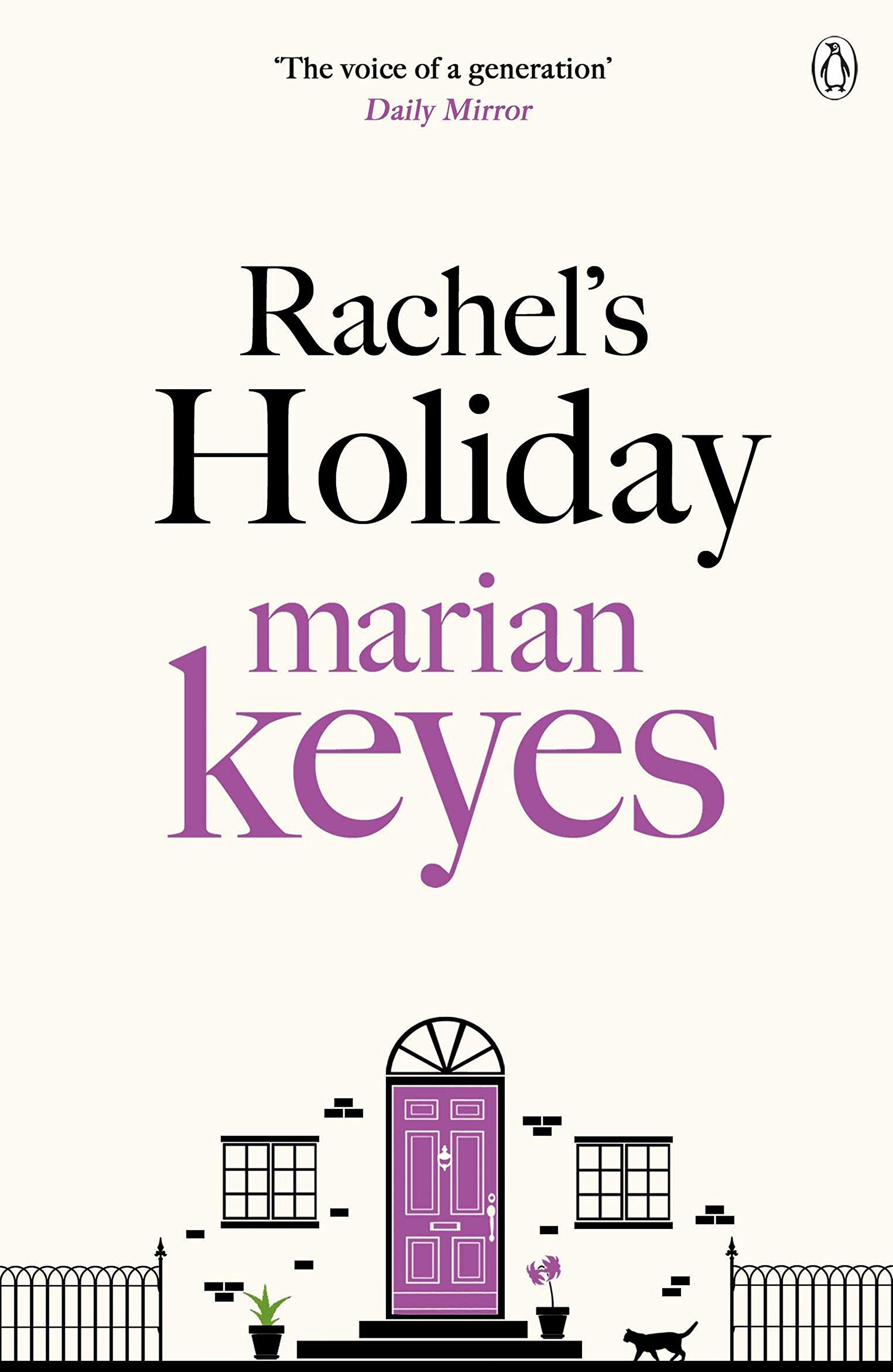 Book cover for Rachel's Holiday