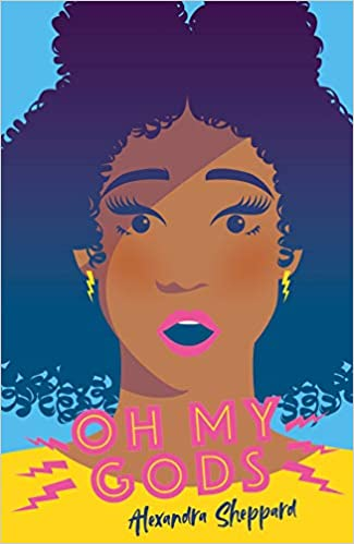 Book cover for Oh My Gods