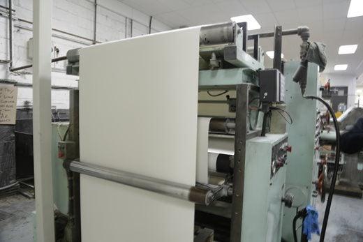 Printing reel