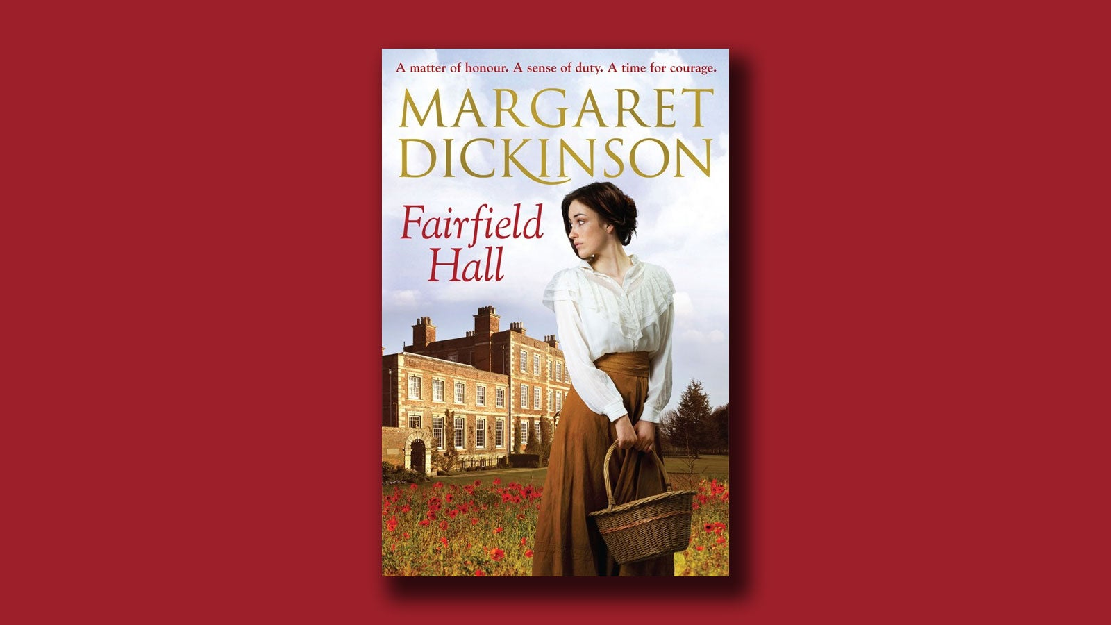 Cover image of Fairfield Hall by Margaret Dickinson