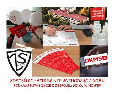 Zespół Szkół w Nowem