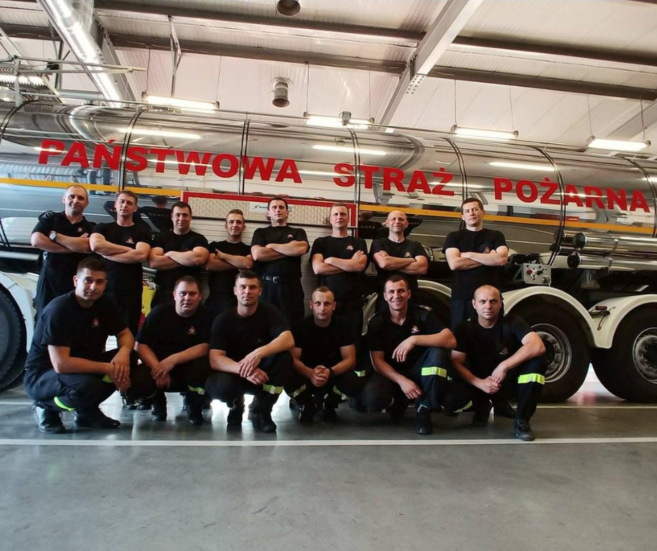 Strażacy Vs Białaczka