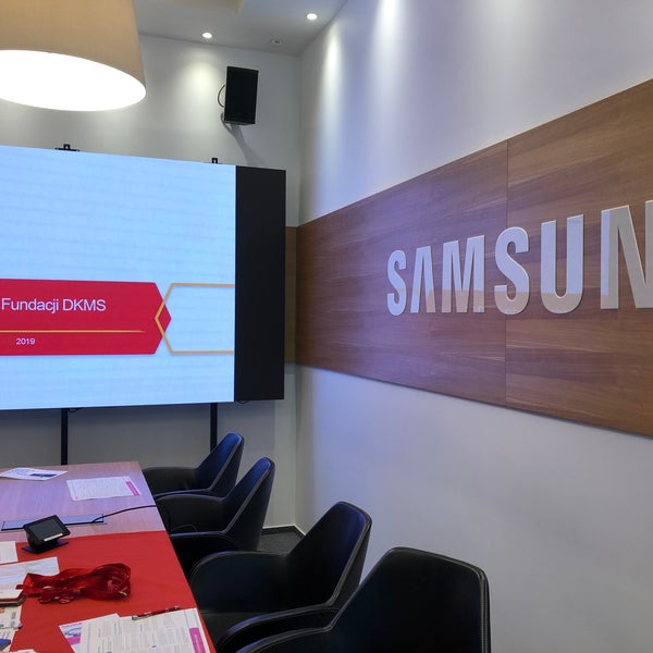 Samsung Dzień Dawcy szpiku