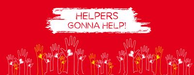 Helpers gonna help