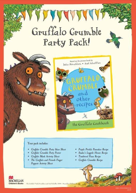 Gruffalo Crumble Party Pack.JPG