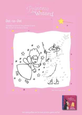 Princess Wizard - Dot to Dot.JPG