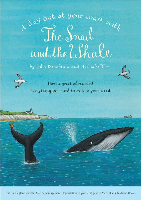 A day out - Snail and the Whale.JPG