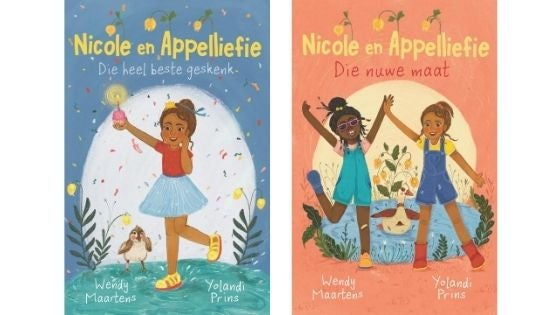 Nicole en Appelliefie deur Wendy Maartens, Yolandi Prins