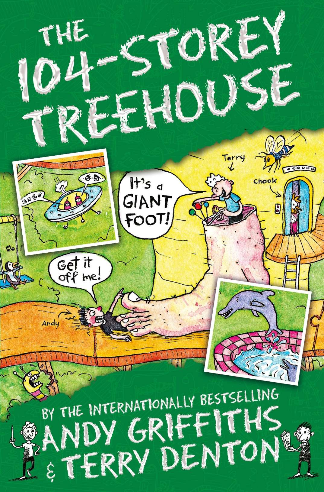 104-Story Treehouse book cover image