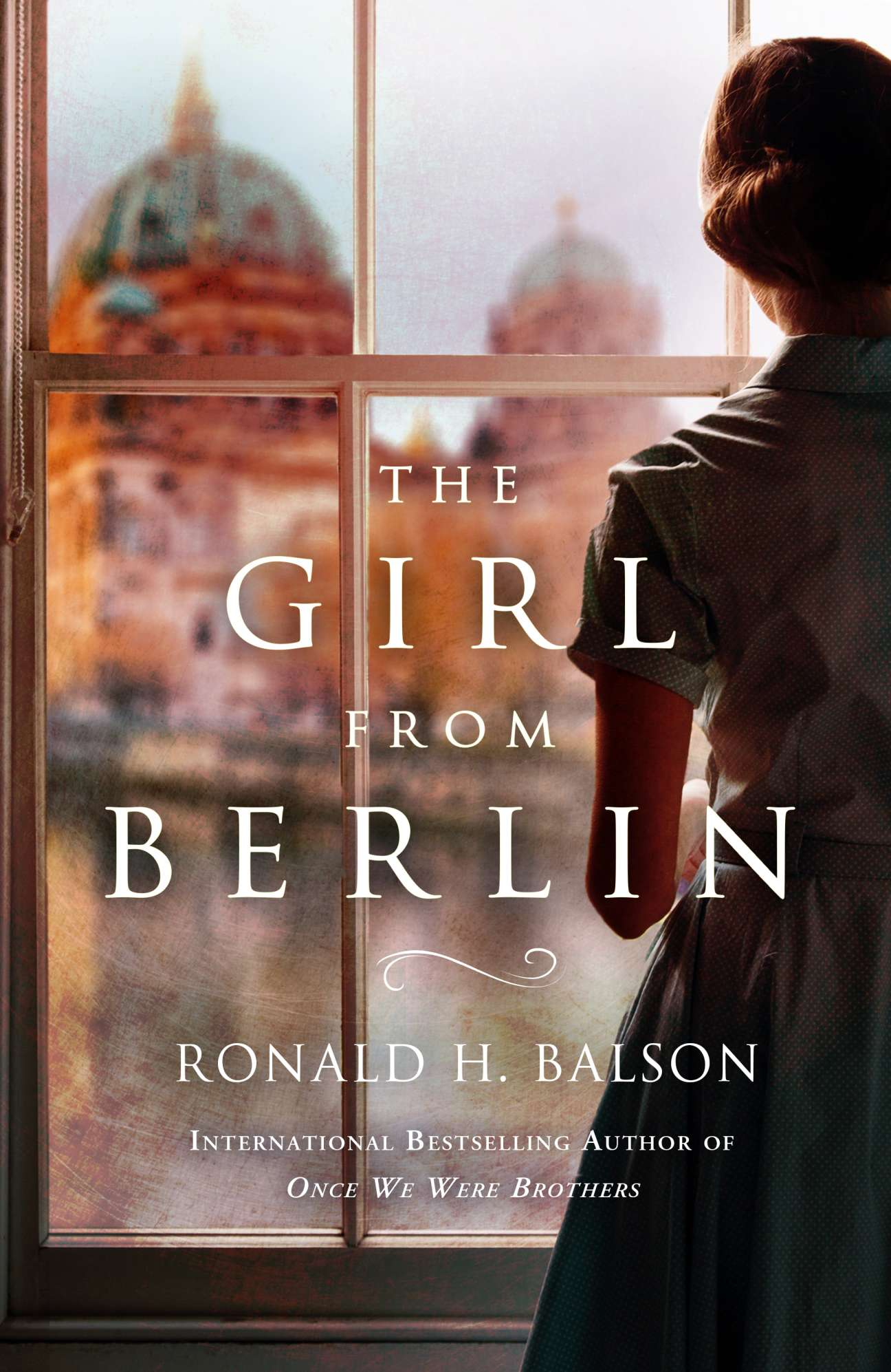 Book cover for The Girl from Berlin