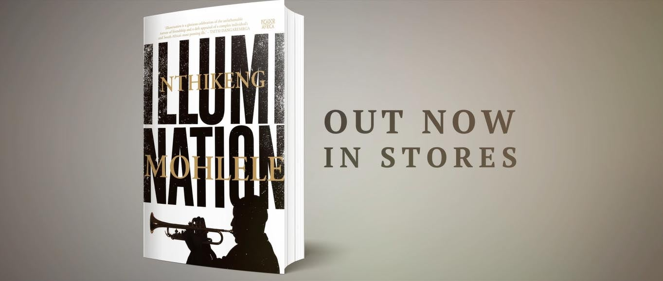 Photo of Nthikeng Mohlele's book 'Illumination' - Out now in stores