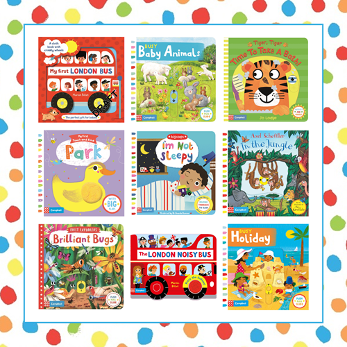Image of children's books