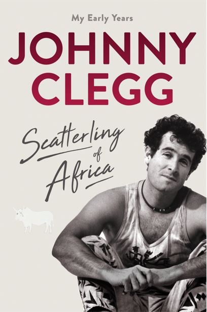 Book cover for Scatterling of Africa